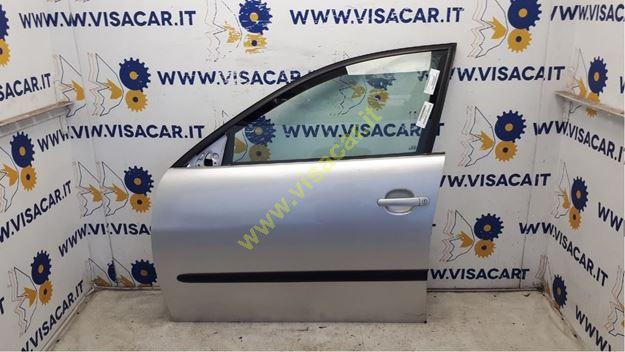 Immagine di PORTA ANTERIORE SX SEAT IBIZA (6L) (12/01>08/09<)