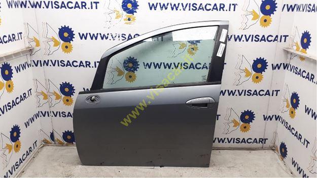 Immagine di PORTA ANTERIORE SX FIAT GRANDE PUNTO (4C) (05/08>01/11