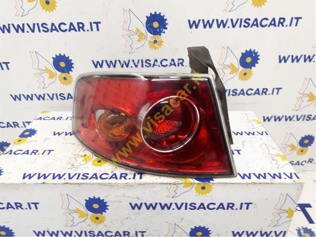 Immagine di FANALE POSTERIORE PARTE ESTERNA SX SEAT IBIZA (6L) (12/01>08/09<)