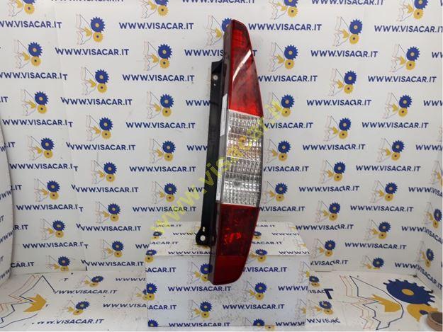 Immagine di FANALE POSTERIORE SX FIAT DOBLO' CARGO (1W) (11/00>12/03