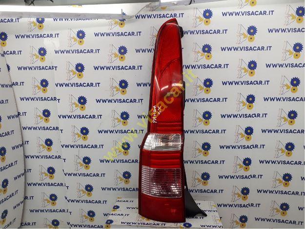 Immagine di FANALE POSTERIORE SX FIAT PANDA (3U) (09/09>09/11<)