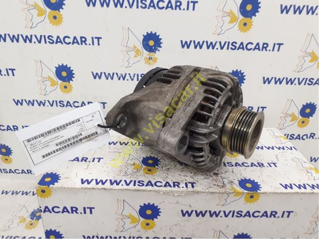 Immagine di ALTERNATORE FIAT STILO (2V) (11/03>06/09<)