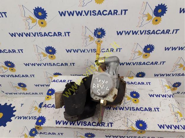 Immagine di CINTURA DI SICUREZZA ANTERIORE SX TOYOTA RAV 4 2A SERIE (09/00>01/06<)