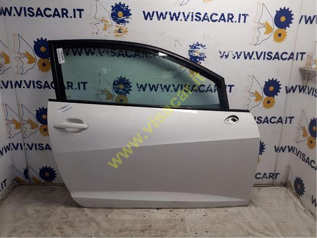 Immagine di PORTA ANTERIORE DX SEAT IBIZA (6J) (05/08>03/13<)
