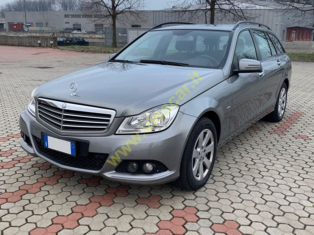 Immagine di MERCEDES C 200 d 136 cv Bluefficiency  AVANTGARDE