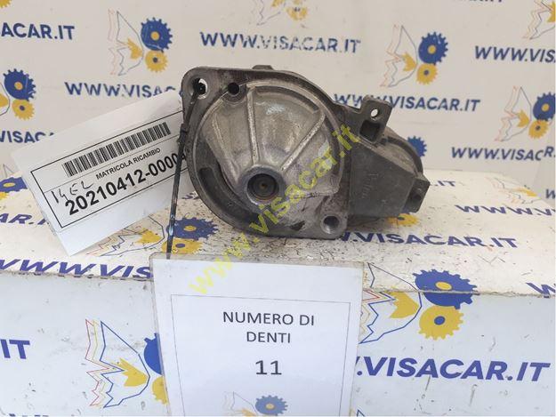 Immagine di MOTORINO AVVIAMENTO MERCEDES-BENZ CLASSE C (W/S203) (05/00>12/07