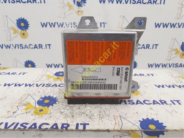 Immagine di CENTRALINA AIRBAG SMART FORTWO (A/C451) (01/07>12/11<)