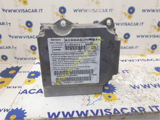 Immagine di CENTRALINA AIRBAG LANCIA DELTA (TH) (06/08>03/11<)