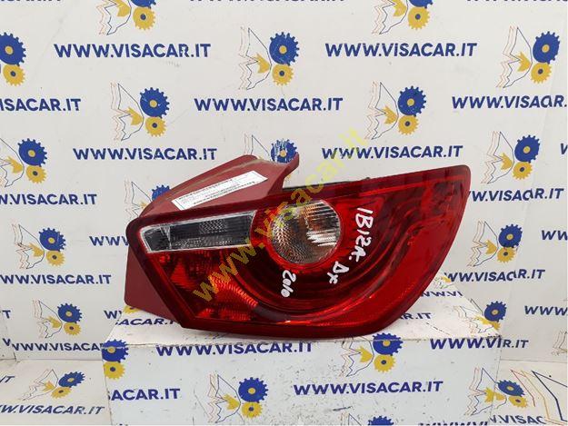 Immagine di FANALE POSTERIORE DX SEAT IBIZA (6J) (05/08>03/13<)