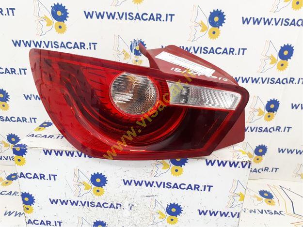 Immagine di FANALE POSTERIORE SX SEAT IBIZA (6J) (05/08>03/13<)
