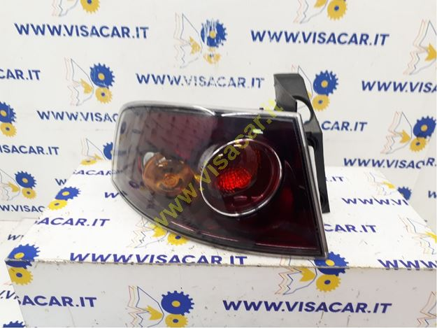 Immagine di FANALE POSTERIORE SX SEAT IBIZA (6L) (12/01>08/09<)