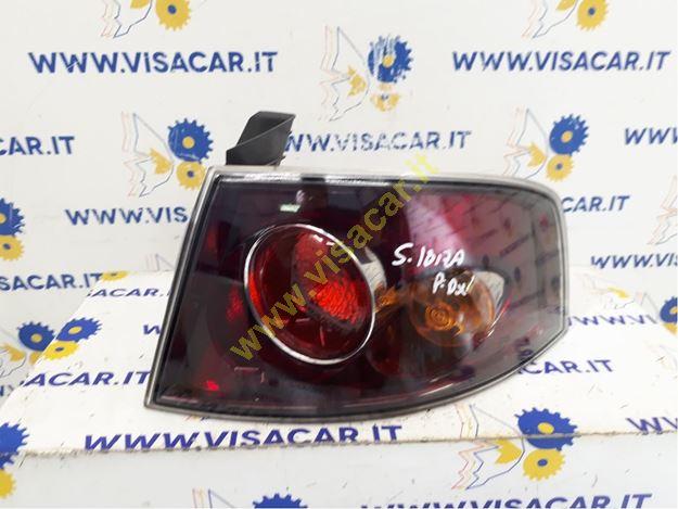 Immagine di FANALE POSTERIORE PARTE ESTERNA DX SEAT IBIZA (6L) (12/01>08/09<)