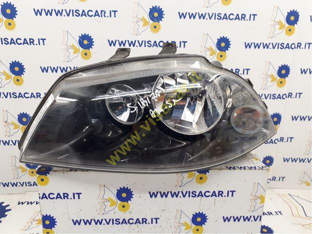 Immagine di FANALE ANTERIORE SX SEAT IBIZA (6L) (12/01>08/09<)