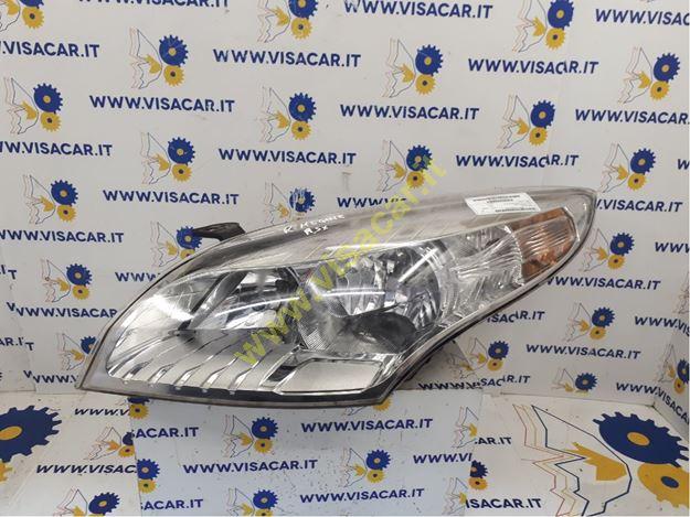 Immagine di FANALE ANTERIORE SX RENAULT MEGANE 3A SERIE (02/12>09/14<)
