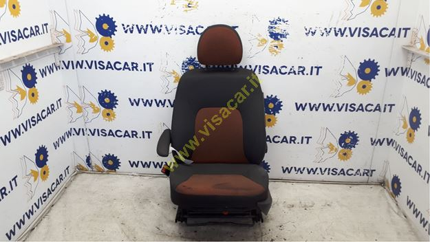 Immagine di SEDILE ANTERIORE SX FIAT DOBLO' CARGO (1W) (11/00>12/03
