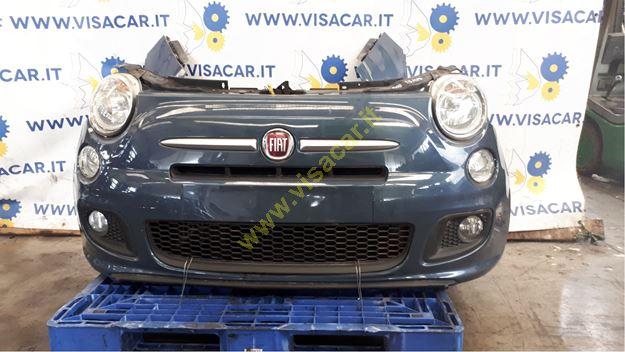 Immagine di MUSATA ANTERIORE FIAT 500 S (3P) (07/07>01/15<)